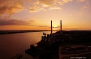 wedel elbe kraftwerk westwärts